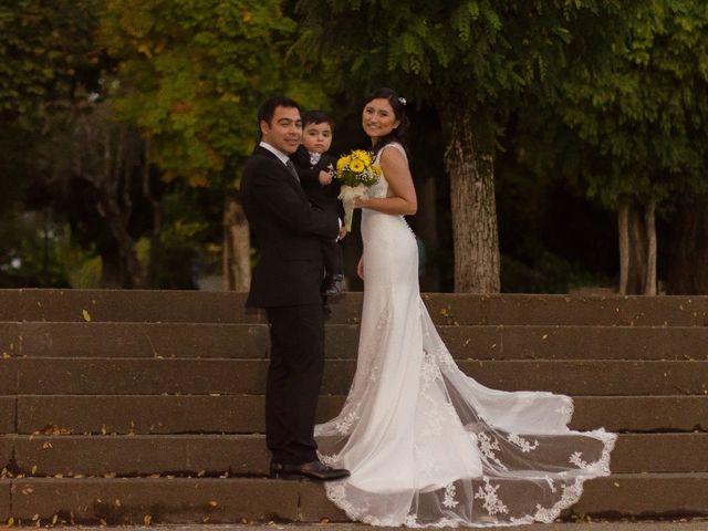 El matrimonio de Mario y Yuri en Curacautín, Malleco 51