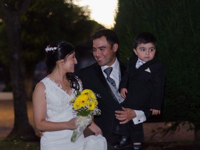 El matrimonio de Mario y Yuri en Curacautín, Malleco 53