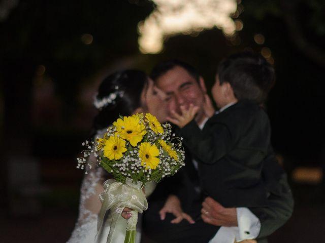 El matrimonio de Mario y Yuri en Curacautín, Malleco 55