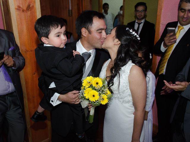 El matrimonio de Mario y Yuri en Curacautín, Malleco 57