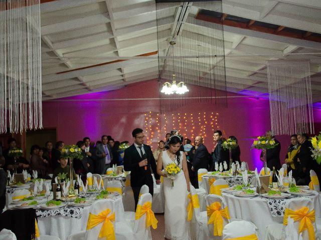 El matrimonio de Mario y Yuri en Curacautín, Malleco 58