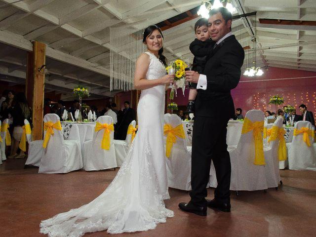 El matrimonio de Mario y Yuri en Curacautín, Malleco 60