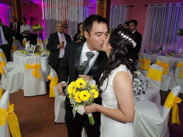 El matrimonio de Mario y Yuri en Curacautín, Malleco 63