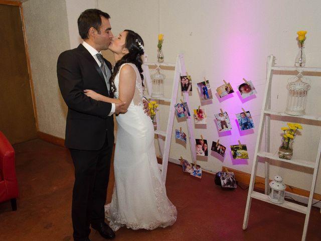 El matrimonio de Mario y Yuri en Curacautín, Malleco 76