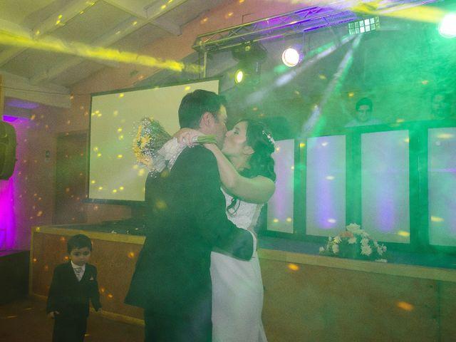 El matrimonio de Mario y Yuri en Curacautín, Malleco 77