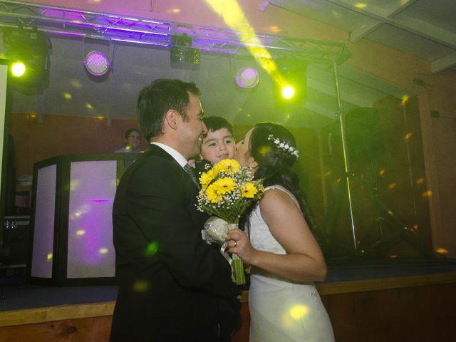 El matrimonio de Mario y Yuri en Curacautín, Malleco 79