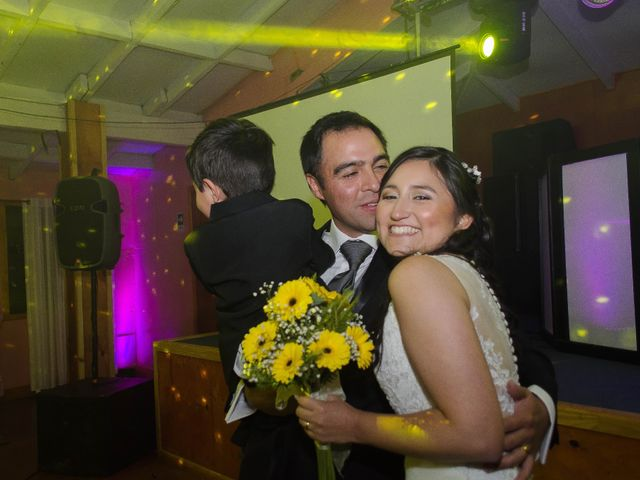 El matrimonio de Mario y Yuri en Curacautín, Malleco 80