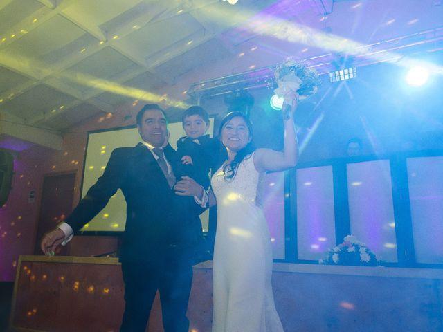 El matrimonio de Mario y Yuri en Curacautín, Malleco 82