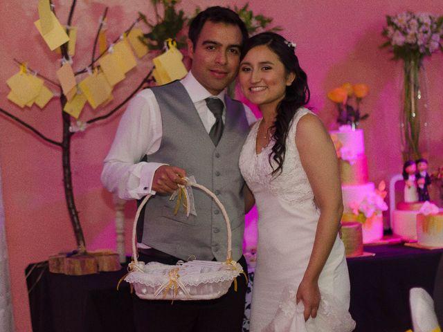 El matrimonio de Mario y Yuri en Curacautín, Malleco 85