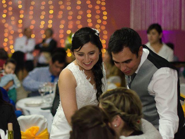 El matrimonio de Mario y Yuri en Curacautín, Malleco 86