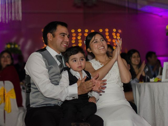 El matrimonio de Mario y Yuri en Curacautín, Malleco 90