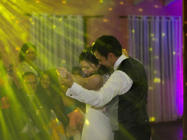 El matrimonio de Mario y Yuri en Curacautín, Malleco 92