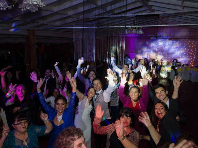 El matrimonio de Mario y Yuri en Curacautín, Malleco 95