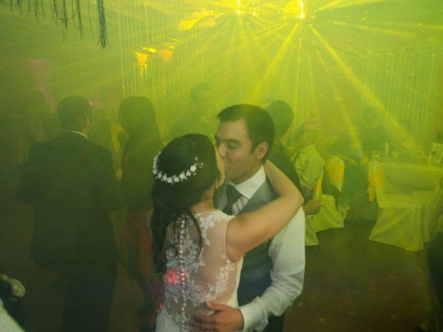 El matrimonio de Mario y Yuri en Curacautín, Malleco 100