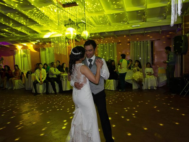 El matrimonio de Mario y Yuri en Curacautín, Malleco 103