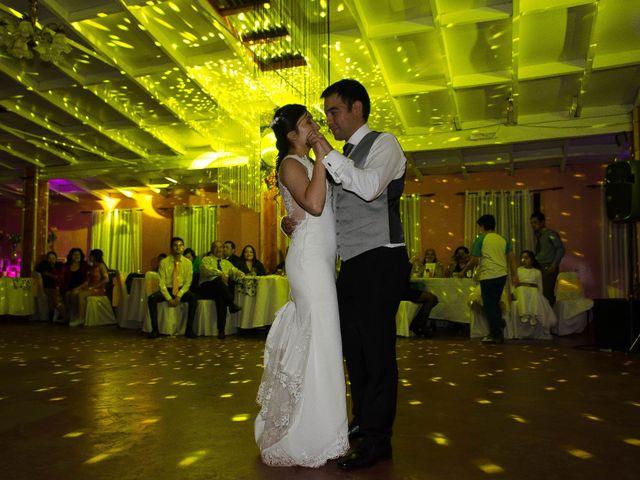 El matrimonio de Mario y Yuri en Curacautín, Malleco 104