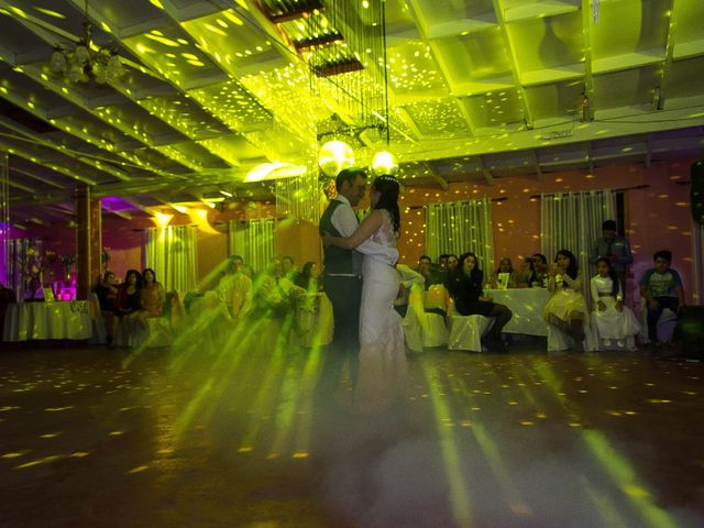 El matrimonio de Mario y Yuri en Curacautín, Malleco 105