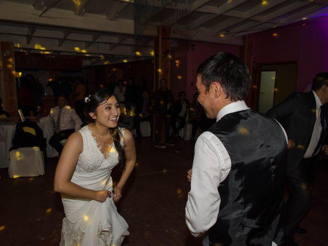 El matrimonio de Mario y Yuri en Curacautín, Malleco 108