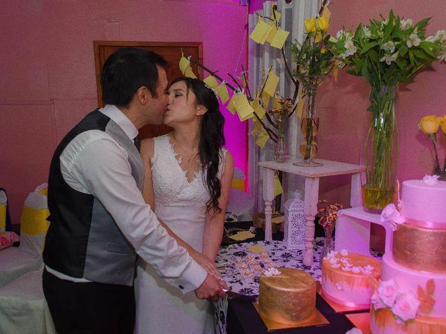 El matrimonio de Mario y Yuri en Curacautín, Malleco 110