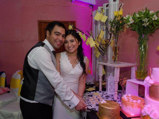 El matrimonio de Mario y Yuri en Curacautín, Malleco 111