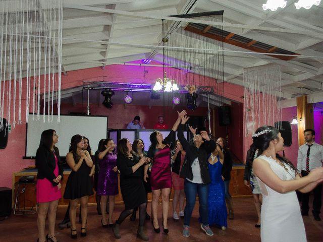 El matrimonio de Mario y Yuri en Curacautín, Malleco 114