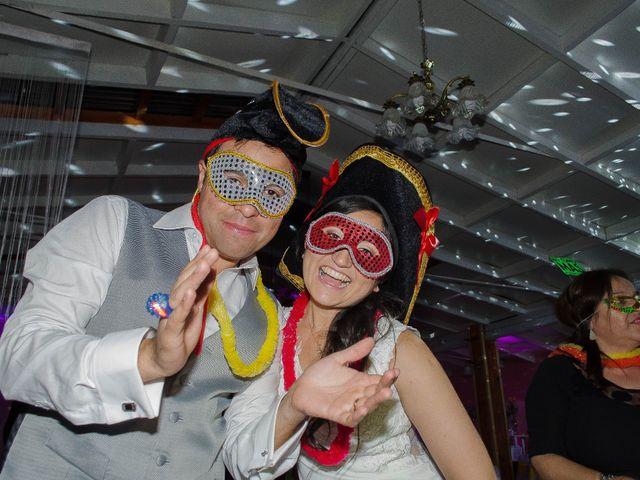 El matrimonio de Mario y Yuri en Curacautín, Malleco 126