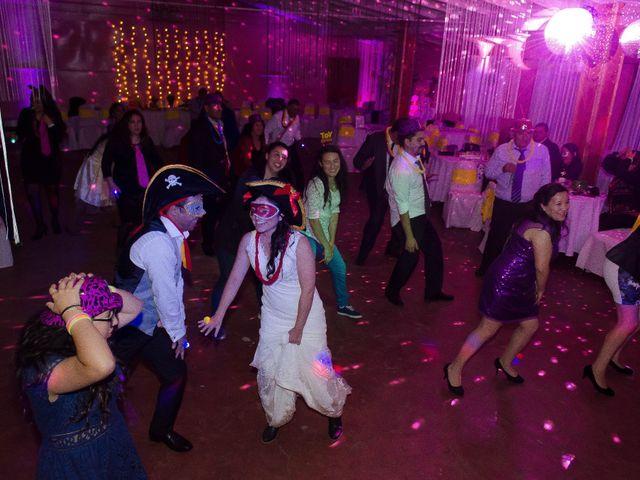 El matrimonio de Mario y Yuri en Curacautín, Malleco 127