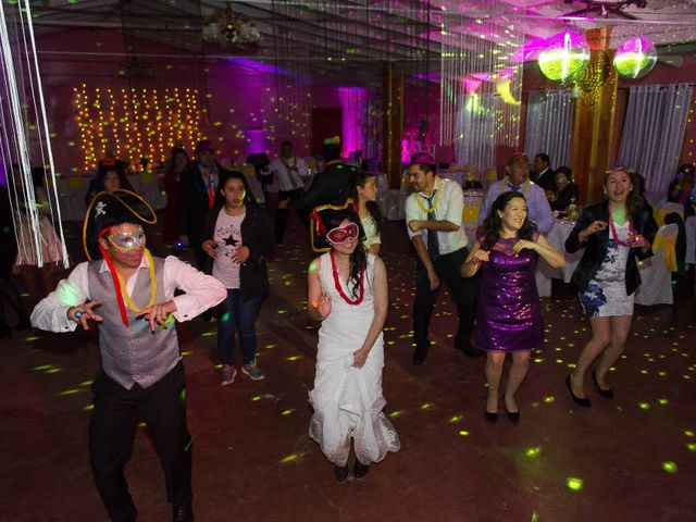 El matrimonio de Mario y Yuri en Curacautín, Malleco 128