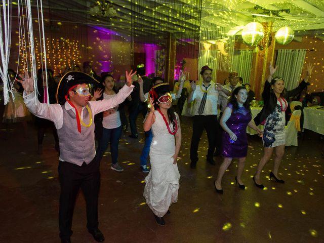El matrimonio de Mario y Yuri en Curacautín, Malleco 129