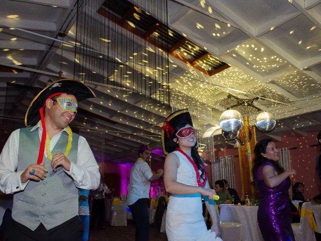 El matrimonio de Mario y Yuri en Curacautín, Malleco 132