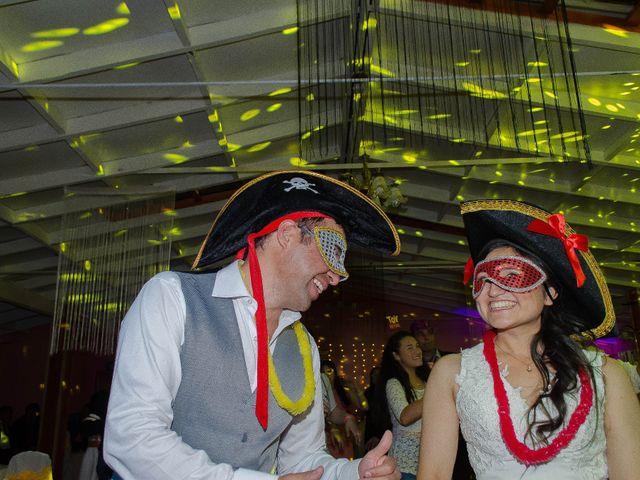 El matrimonio de Mario y Yuri en Curacautín, Malleco 133