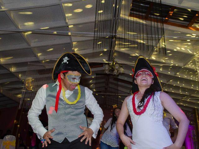 El matrimonio de Mario y Yuri en Curacautín, Malleco 134