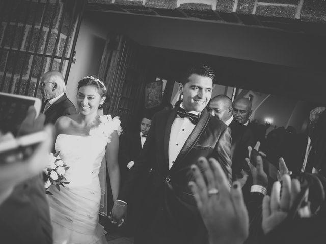 El matrimonio de Fran y Bruno