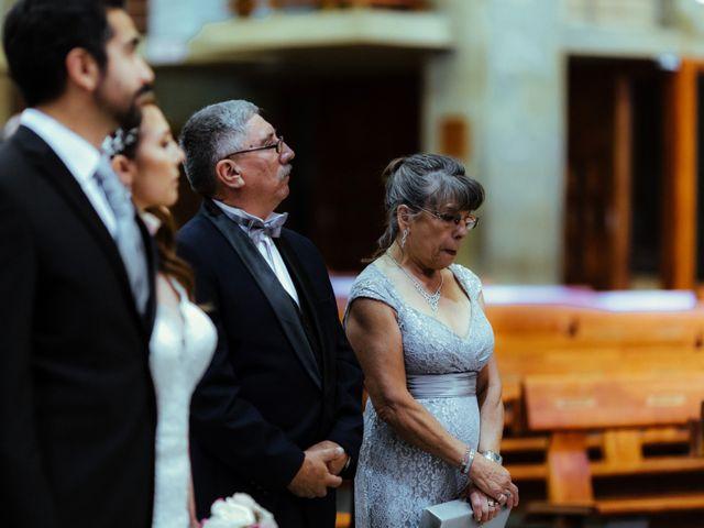 El matrimonio de Francisco y María José en Valparaíso, Valparaíso 19
