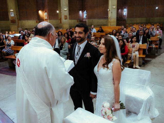 El matrimonio de Francisco y María José en Valparaíso, Valparaíso 22
