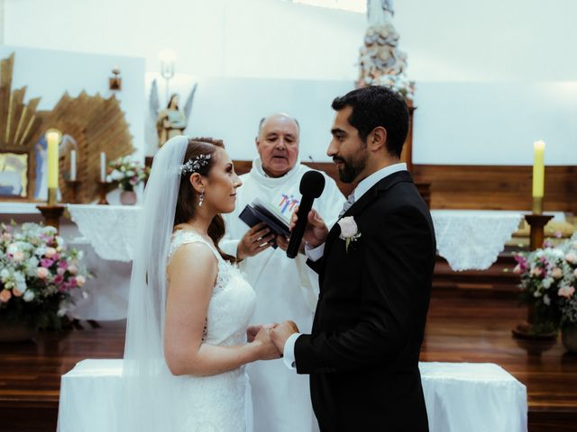 El matrimonio de Francisco y María José en Valparaíso, Valparaíso 24