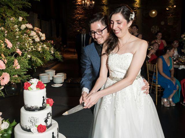 El matrimonio de Isa y Matias