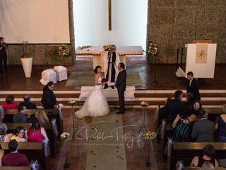 El matrimonio de Gilda y Claudio 2