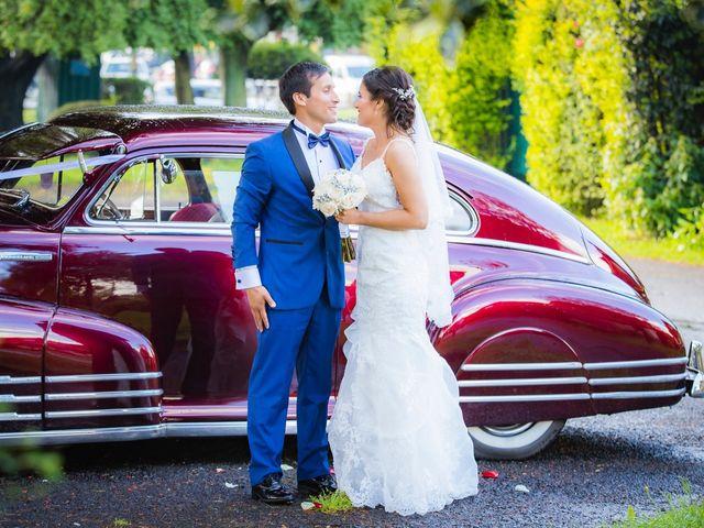El matrimonio de Yenny y Danilo
