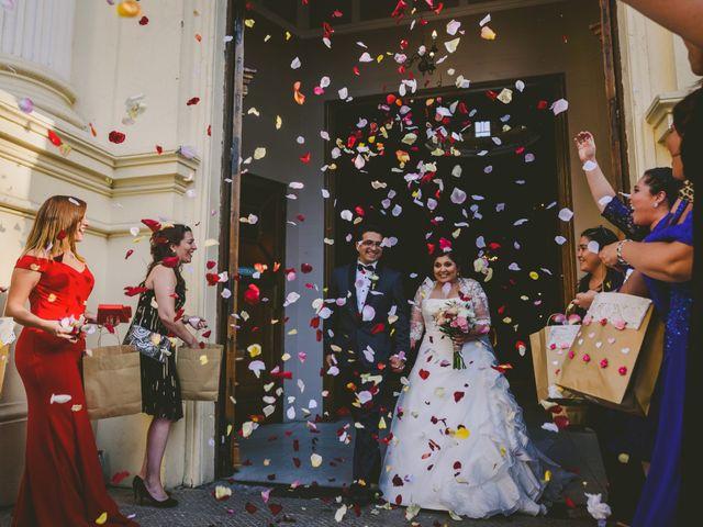 El matrimonio de Jorge y Verónica en Santiago, Santiago 54