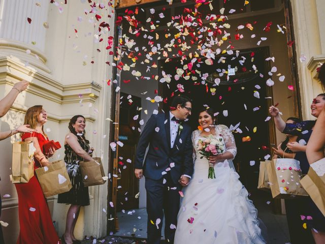 El matrimonio de Jorge y Verónica en Santiago, Santiago 2