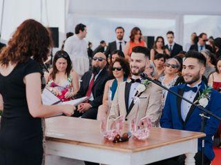 El matrimonio de Alexander y Marcelo 3