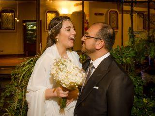 El matrimonio de Manuela y Andrés