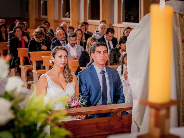 El matrimonio de Belen y Juan Pablo