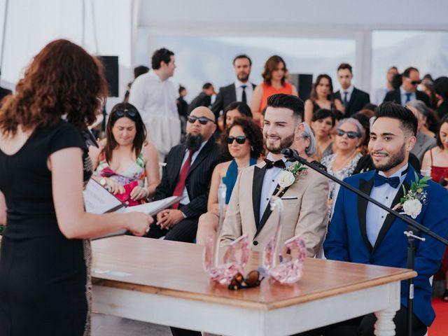 El matrimonio de Marcelo y Alexander en Providencia, Santiago 5