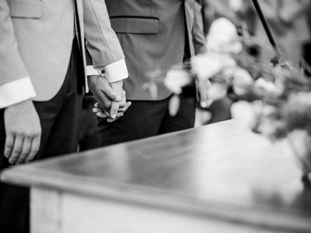 El matrimonio de Marcelo y Alexander en Providencia, Santiago 6