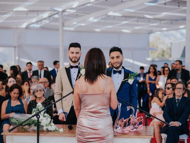 El matrimonio de Marcelo y Alexander en Providencia, Santiago 7