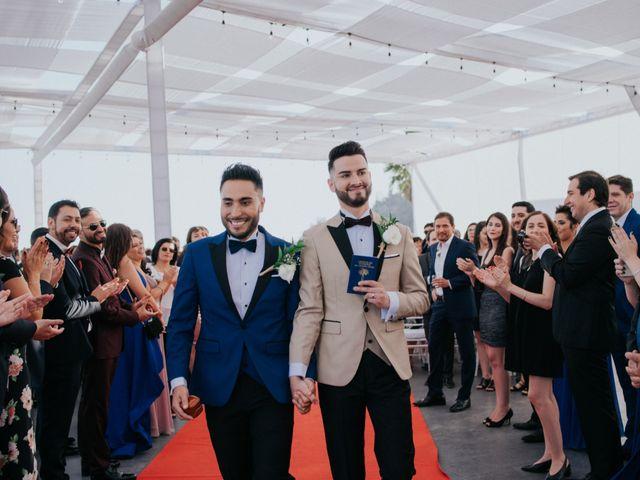 El matrimonio de Marcelo y Alexander en Providencia, Santiago 8