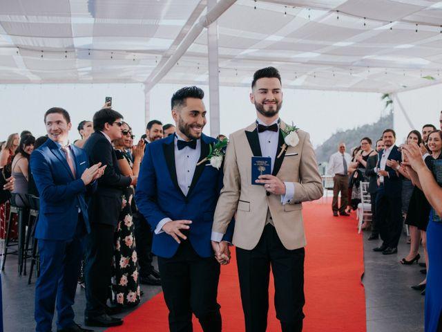 El matrimonio de Marcelo y Alexander en Providencia, Santiago 9