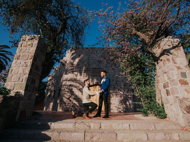 El matrimonio de Marcelo y Alexander en Providencia, Santiago 16